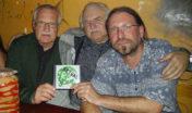 Křest CD skupiny Aktual - Děti bolševismu - s Milanem Knížákem a Václavem Klausem