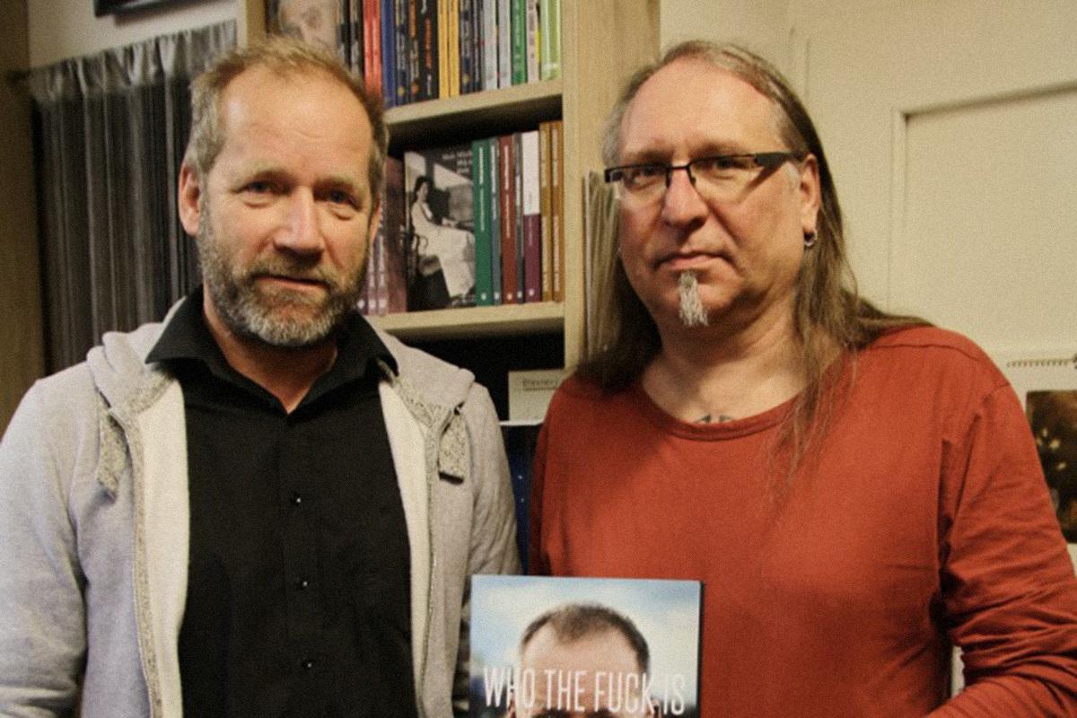 S Davidem Kollerem