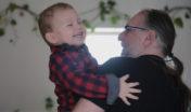 S vnukem Ondřejem
