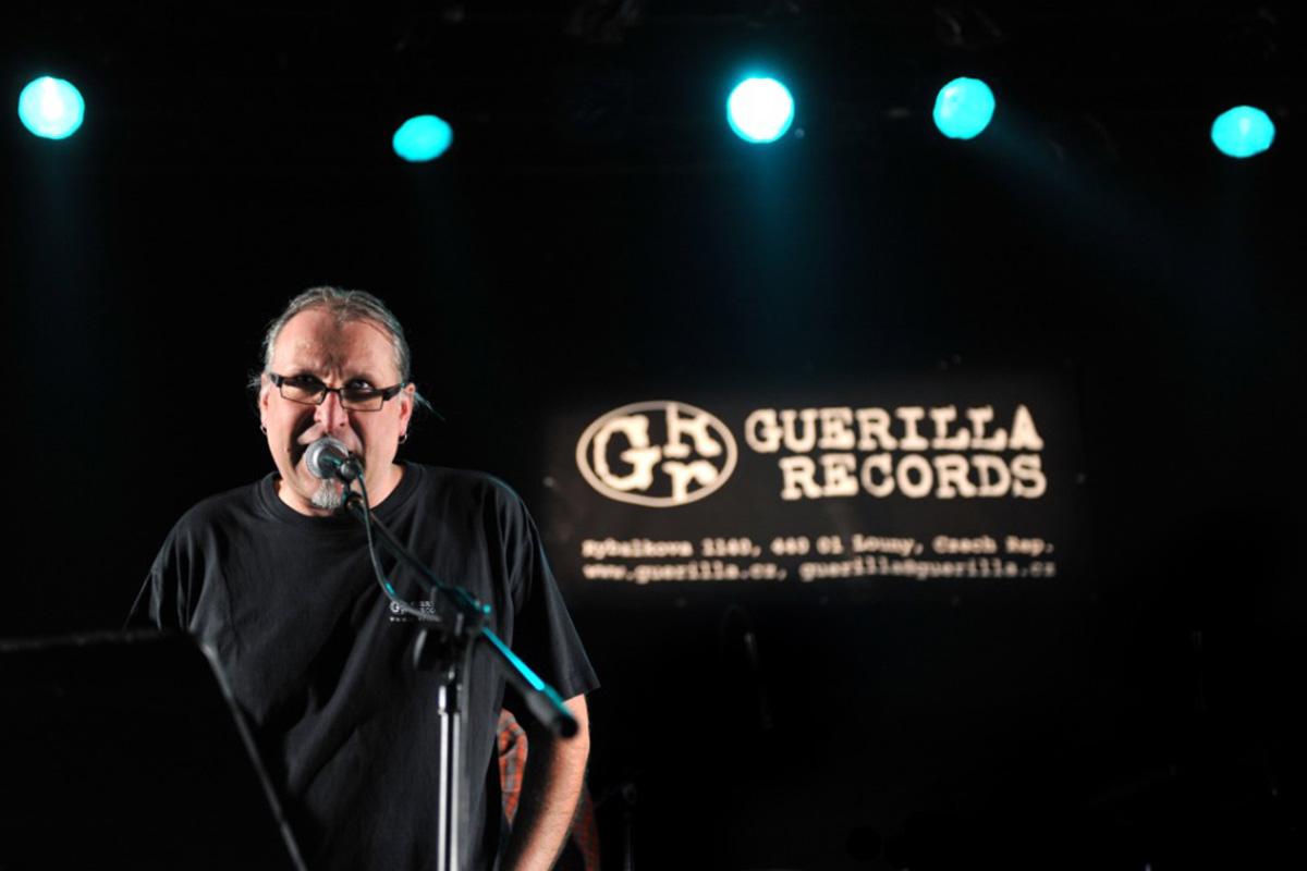 Vladimír Drápal - Guerilla Records (www.guerilla.cz)